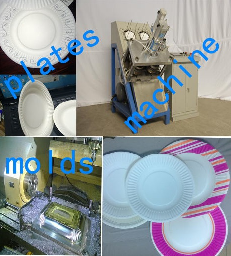 fully automatic paper plate making machine price & fully automatic paper plate making machine price - Auto paper plate ...