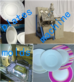fully automatic paper plate making machine price